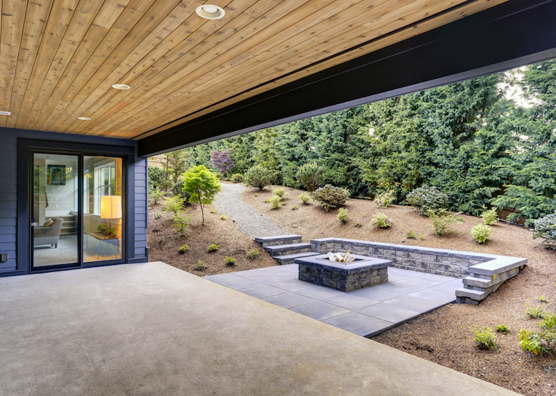 concrete patio tacoma wa